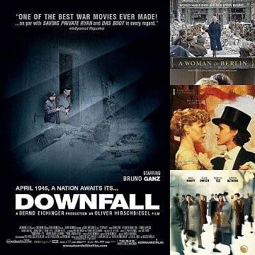 World War II Movies list