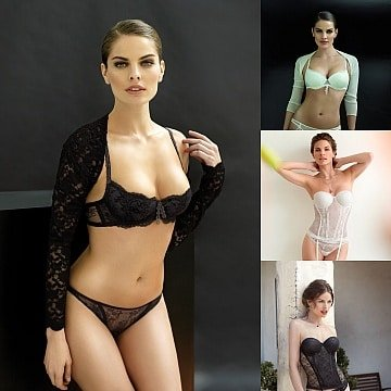 9d7f2642e88dc Ana Tanic (lingerie model from Croatia). 34 Votes 1 Comment
