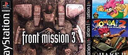 Sony Playstation 1's Obscure Games