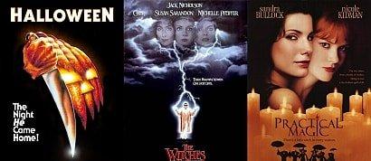 Vampire/Werewolf/Witch TV Series list