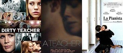 Teacher affair movies list